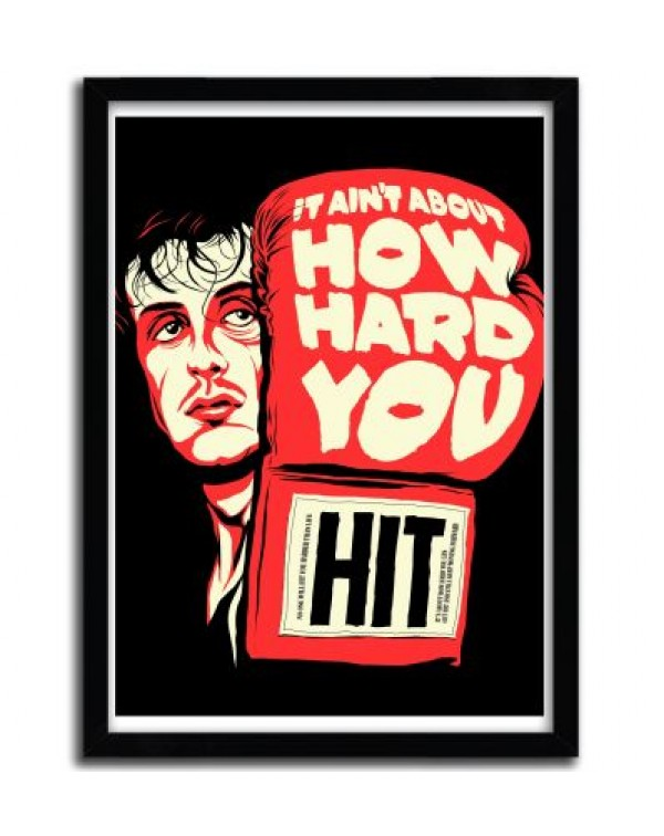 How Hard You Hit by Butcher Billy
