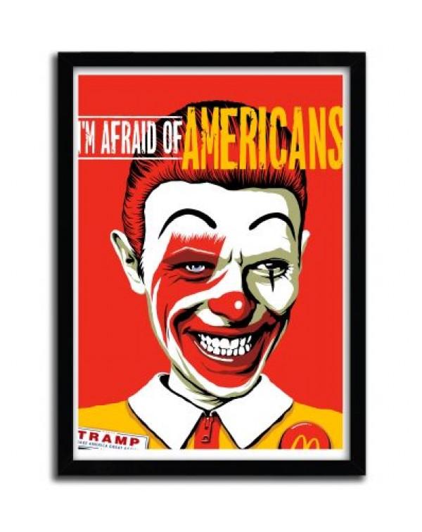 Im Afraid of Americans by Butcher Billy