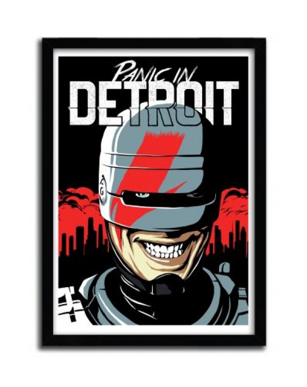 Panic in Detroit by Butcher Billy