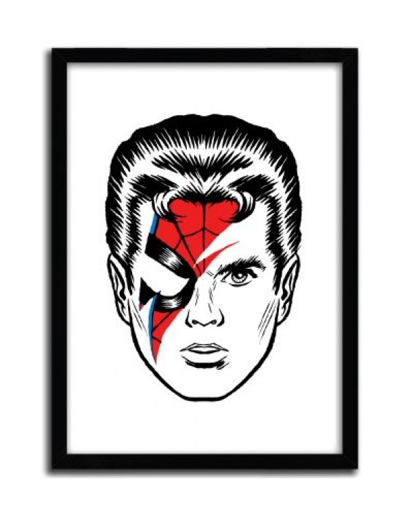 Spider From Mars White by Butcher Billy