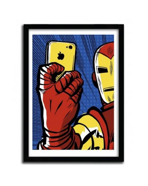 Stark Selfie by Butcher Billy