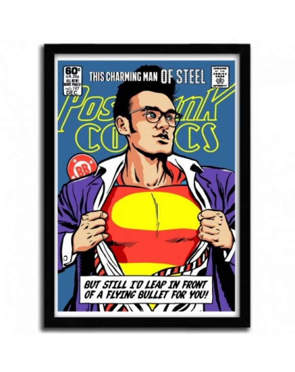 This Charming Man of Steel by Butcher Billy