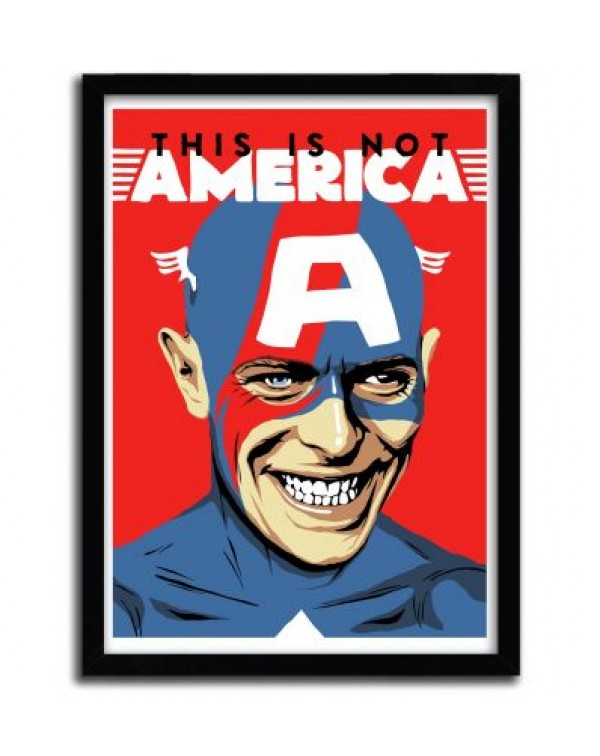 This is Not America by Butcher Billy