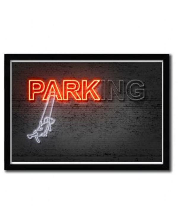 Parking by Octavian Mielu