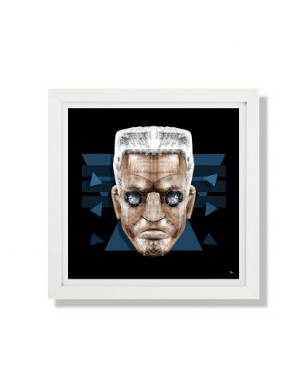 Batou Ghost in The Shell by Rubiant