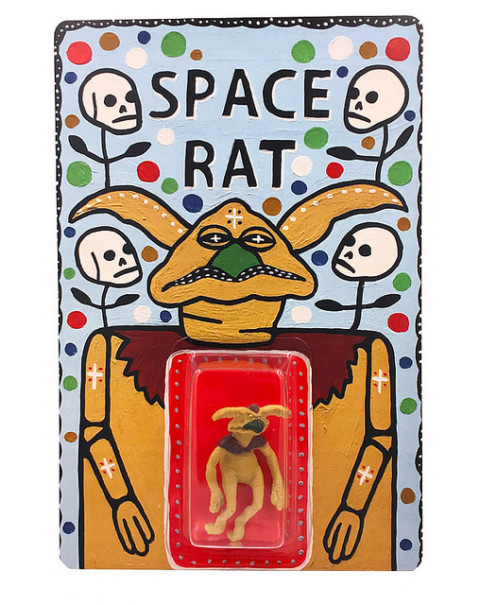 Space Rat by Mike Egan