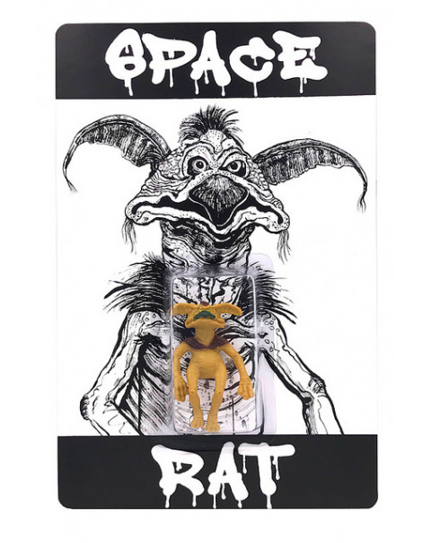 Space Rat by Robbie Conal