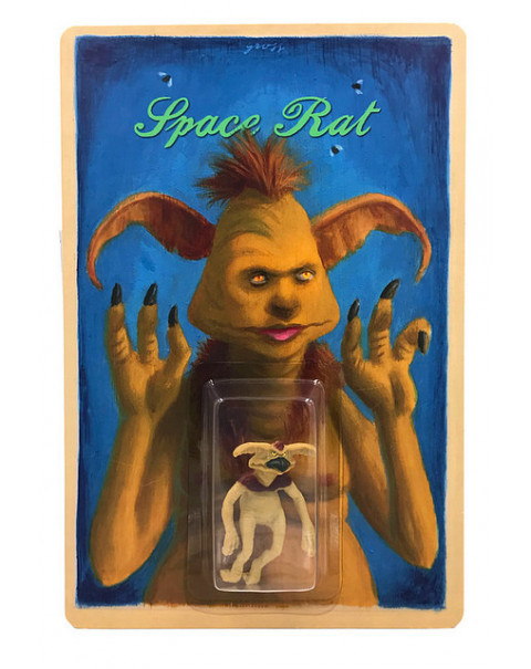 Space Rat by Alex Gross
