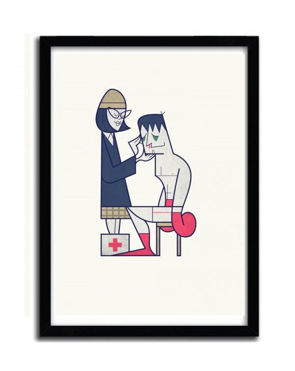 Rocky by Ale Giorgini