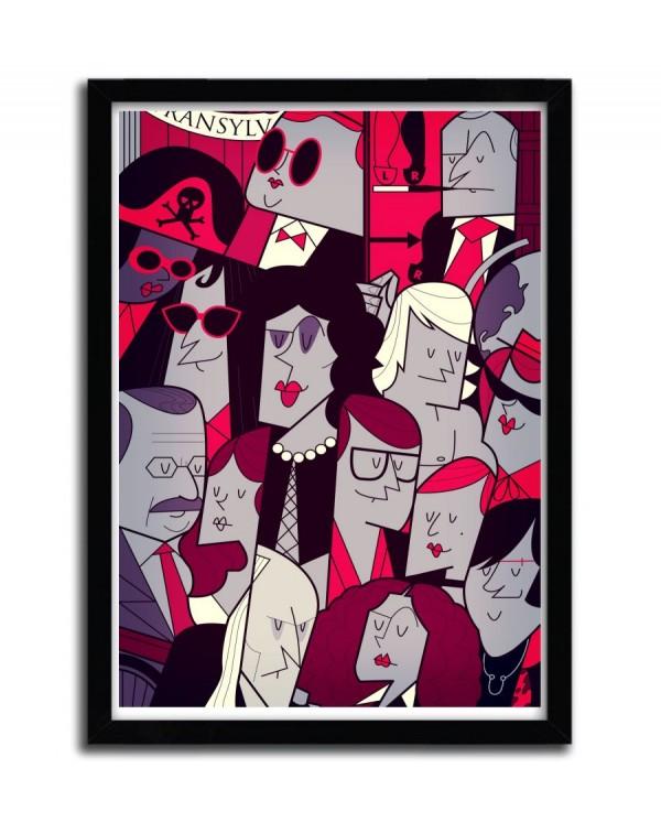 Rocky Horror by Ale Giorgini