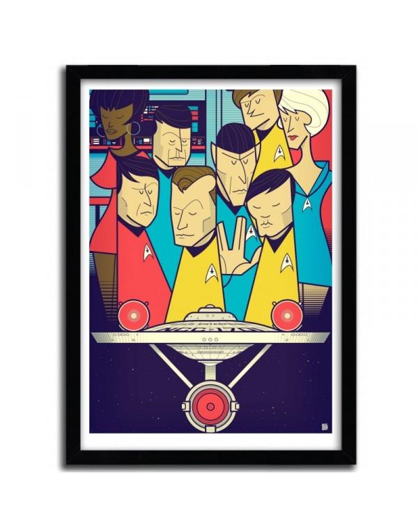 Star Trek by Ale Giorgini