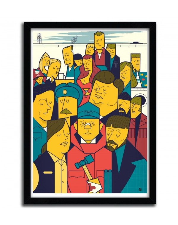 This is a true story by Ale Giorgini