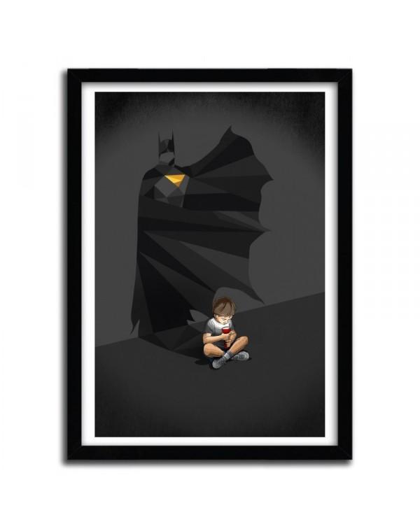Walking shadow-Hero2 by Jason Ratliff