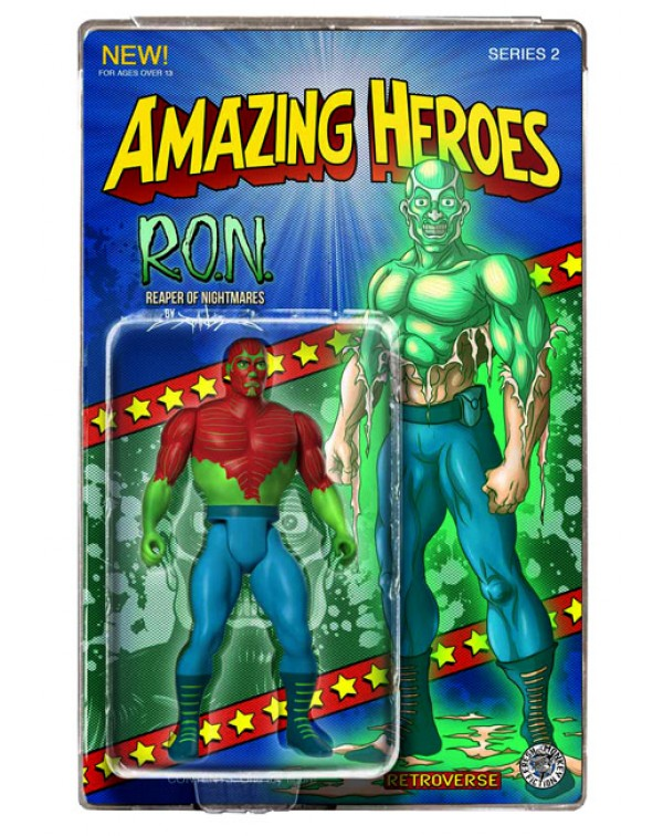Amazing Heroes R.O.N. - Reaper of Nightmares Actio...